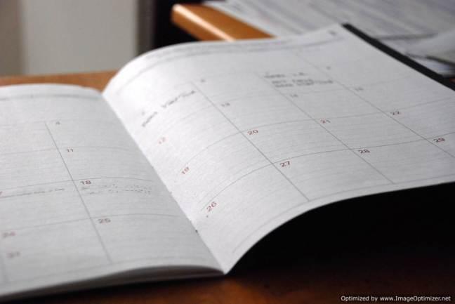 Foto de Calendario por Eric Rothermel